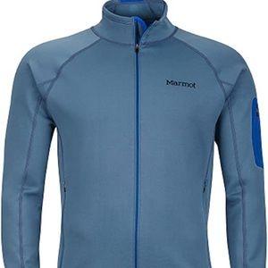 NWT Marmot stretch fleece Jacket